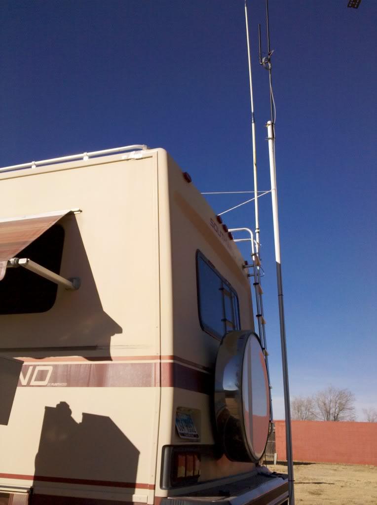 Fold Over Antenna Mast Mount Open Roads Radio Forum For