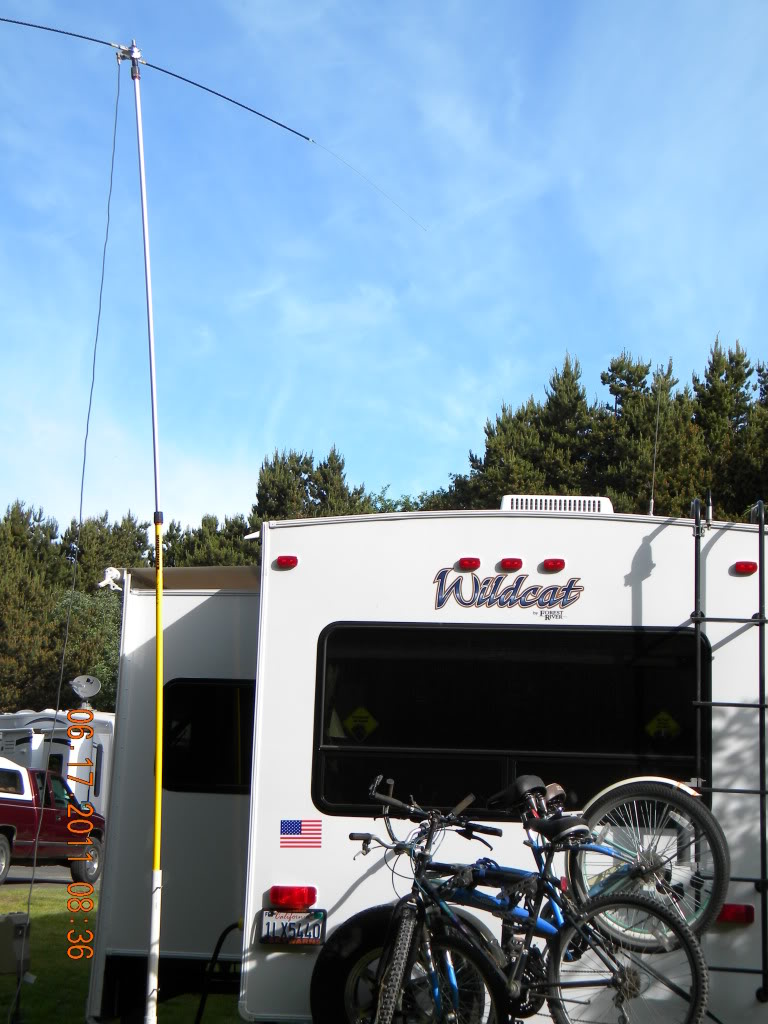 My RV mount for 5'er - Open Roads Radio forum for Ham